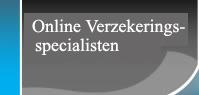 Specialisten in online verzekeren